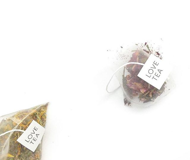 """We have designed our pyramids tea bags with a great deal of thought and consideration, to offer tea drinkers a more convenient option. We hand-blend each of our teas before they are packed into the pyramid bags, here in Australia, to ensure there is no compromise on flavour or therapeutic benefit. We use a biodegradable mesh material for our tea bags, called """"Soilon"""", which is made from a plant starch, and have personally tested the biodegradability in our own home compost  Do you compost our tea bags?"""