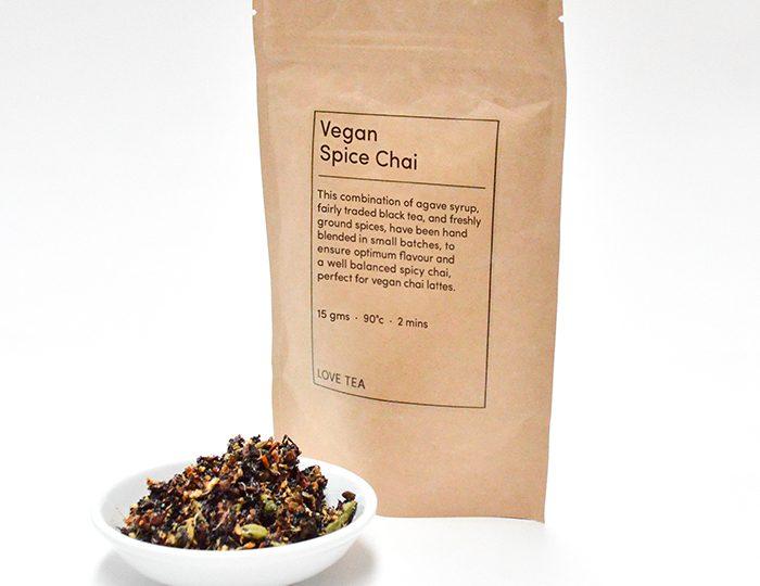 Vegan Spiced Chai